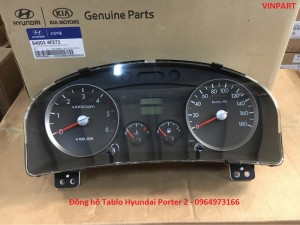 Đồng hồ tablo Hyundai Porter 2