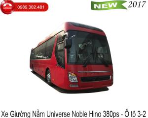 Xe giường nằm Universe Noble Hino 380ps - Ô tô 3-2